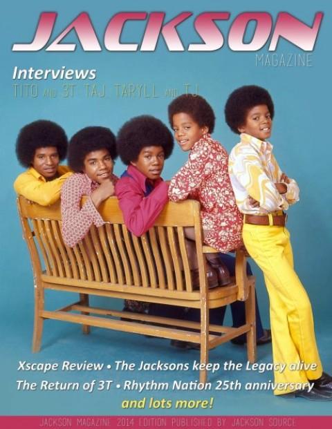 Le nouveau Jackson magazine est sorti