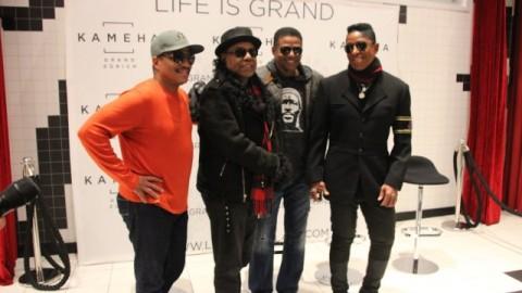 Les Jacksons sont à Zurich