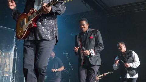 Les Jacksons au Snoqualmie Casino