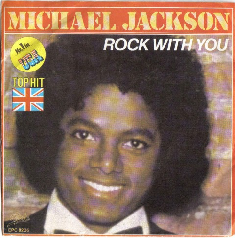 Rock With You – 45 tours allemand