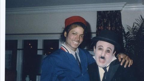 « Nous nous habillions en Charlot le jour de l'anniversaire de Chaplin. »