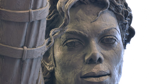 Bientôt un monument Michael Jackson à Moscou ?