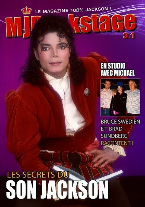 MJBackstage… « the final edition »
