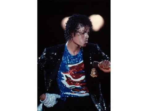 Michael au Musée d'Histoire et de culture afro-américaine