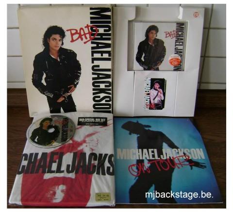 BAD Special Box Set – Pack CD Album – Japon