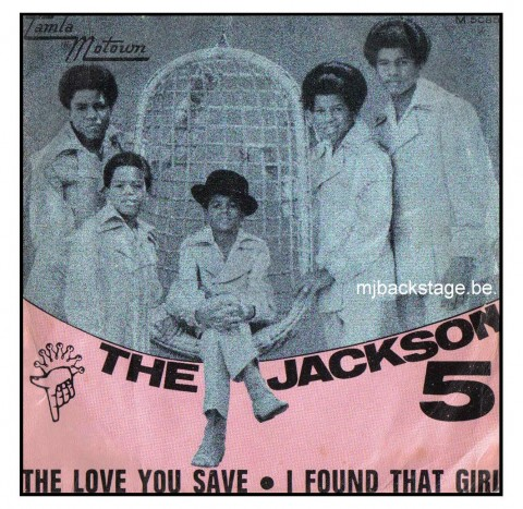 The Love You Save – 45t – Espagne