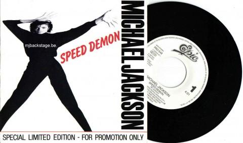 Speed Demon – 45t promo