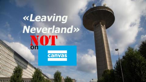 Leaving Neverland op Canvas > reactie